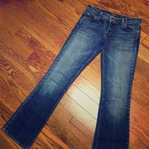 David Kahn jeans.